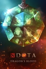 Nonton anime Dota: Dragon's Blood Sub Indo