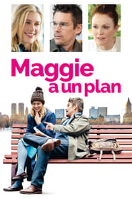 Poster Movie Maggie's Plan 2016