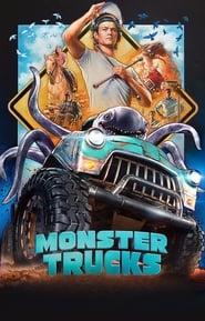 Poster Movie Monster Trucks 2016