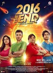2016 the End 2017 Hindi Movie WebRip 300mb 480p 1GB 720p 3GB 6GB 1080p