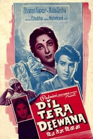 Dil Tera Deewana 1962 Hindi Movie AMZN WebRip 300mb 480p 1GB 720p 3GB 9GB 1080p