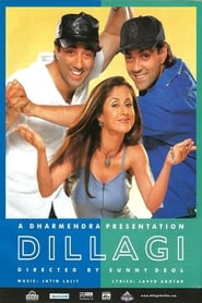 Dillagi 1999 Hindi Movie AMZN WebRip 500mb 480p 1.5GB 720p 5GB 10GB 1080p
