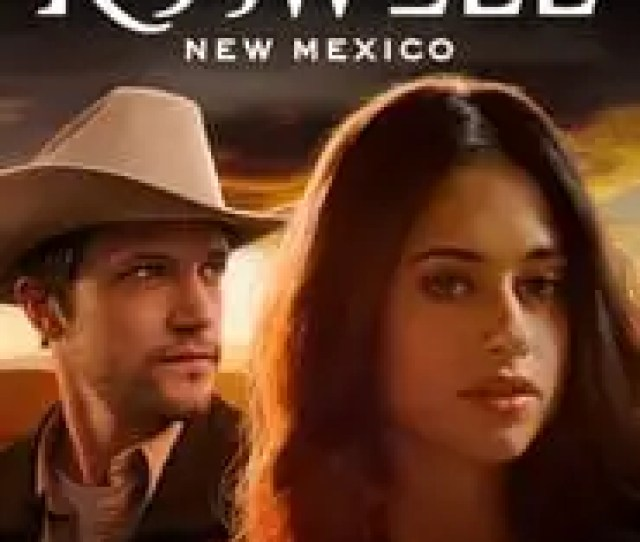 Roswell New Mexico S01e01 Pilot Poster