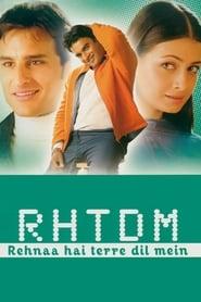 Rehnaa Hai Terre Dil Mein 2001 Hindi Movie JC WebRip 400mb 480p 1.3GB 720p 4GB 9GB 1080p