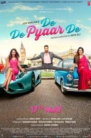 De De Pyaar De 2019 Hindi Movie WebRip 300mb 480p 1GB 720p
