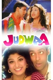 Judwaa 1997 Hindi Movie AMZN WebRip 300mb 480p 1GB 720p 3GB 5GB 1080p