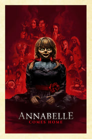 Annabelle Comes Home 2019 Movie BluRay Dual Audio Hindi Eng 300mb 480p 1GB 720p 3GB 8GB 1080p