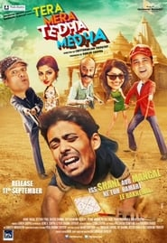 Tera Mera Tedha Medha 2015 Hindi Movie SM WebRip 300mb 480p 900mb 720p 6GB 1080p