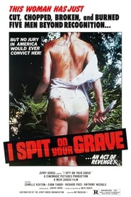 I Spit on Your Grave 1978 Movie BluRay UNRATED Directors Cut Dual Audio Hindi Eng 300mb 480p 1GB 720p 3GB 9GB 1080p