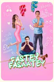 Fastey Fasaatey 2019 Hindi Movie WebRip 300mb 480p 1GB 720p