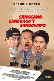 Sanggano, Sanggago't Sanggwapo (2019) Full Movie Online Free