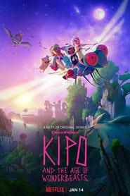 Kipo e os Animonstros 1ª Temporada
