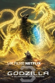 Godzilla: O Devorador de Planetas Torrent
