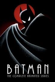 Batman: A Série Animada 1ª a 4ª Temporada