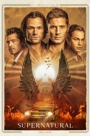 Supernatural 15ª Temporada