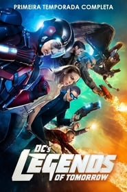 Legends of Tomorrow 1ª Temporada