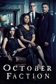 October Faction 1ª Temporada