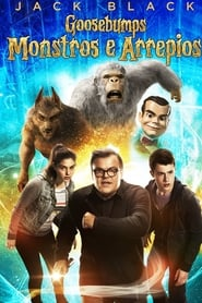 Goosebumps: Monstros e Arrepios Torrent