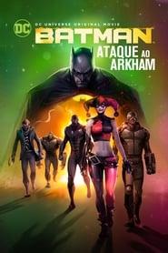 Batman Assalto Em Arkham
