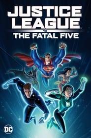Liga da Justiça vs. os Cinco Fatais Torrent