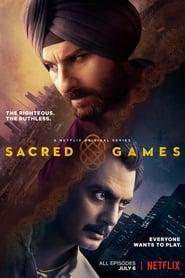 Jogos Sagrados 1ª Temporada