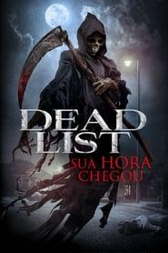 Dead List: Sua Hora Chegou