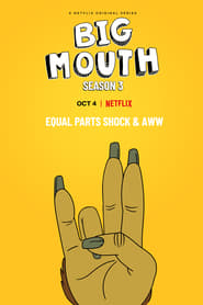 Big Mouth 3ª Temporada