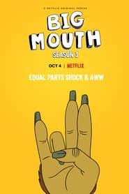 Big Mouth 3ª Temporada