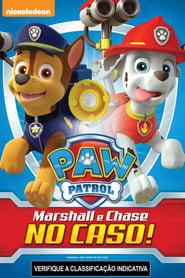 Patrulha Canina Marshall e Chase no Caso!