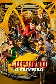 Lupin III: O Primeiro