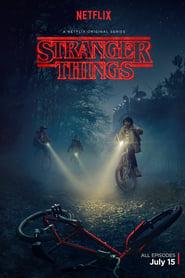 Stranger Things 1ª Temporada