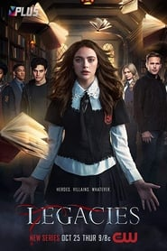 Legacies 1ª Temporada Torrent
