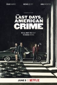 The Last Days of American Crime Online