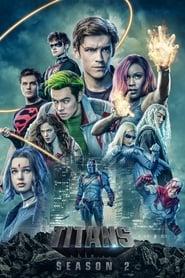 DC Titans 2ª Temporada Torrent