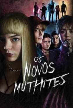 Os Novos Mutantess Torrent (2020) Legendado WEB-DL 1080p – Download