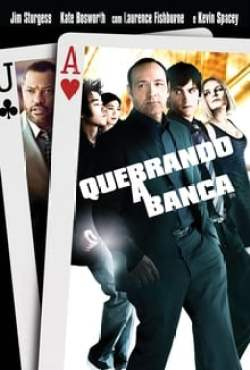 Quebrando a Banca Torrent (2008) Dual Áudio / Dublado BluRay 1080p – Download