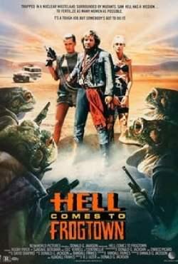 O Inferno Chega a Frogtown Torrent (1988) Dual Áudio / Dublado BluRay 1080p – Download