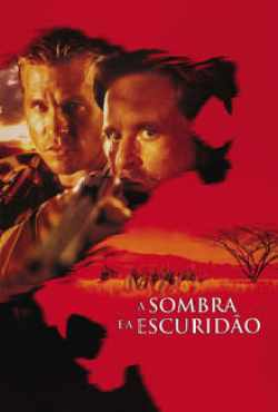 A Sombra e a Escuridão Torrent (1996) Dual Áudio / Dublado BluRay 1080p – Download