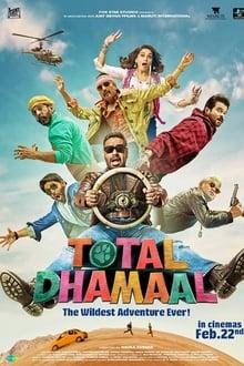 Total Dhamaal (2019) Full Movie