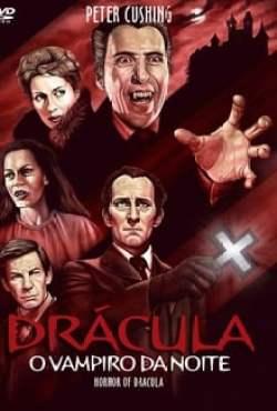 Drácula – O Vampiro Da Noite Torrent (1958) Dual Áudio / Dublado BluRay 1080p – Download