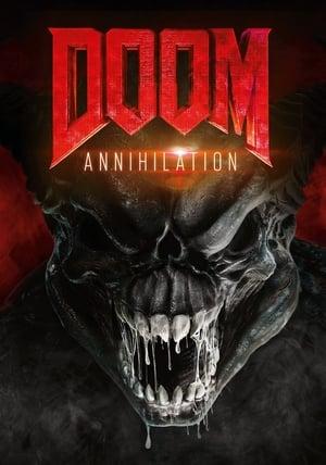 Poster Doom: Aniquilação HD Online.