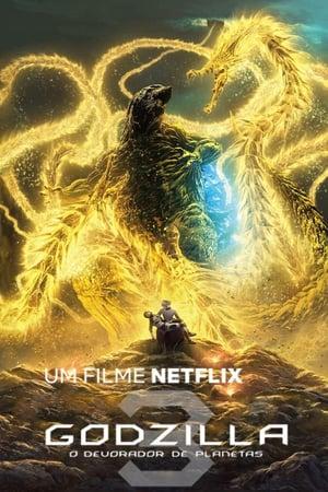 Imagem Godzilla: O Devorador de Planetas (2018)