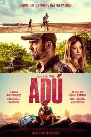 Poster Adú HD Online.