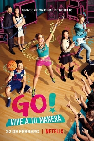 Poster Go! Festa Inesquecível HD Online.