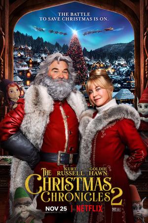 Imagem Crônicas de Natal: Parte Dois (2020)