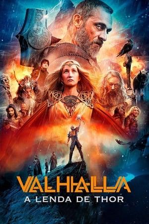 Poster Valhalla: A Lenda de Thor HD Online.