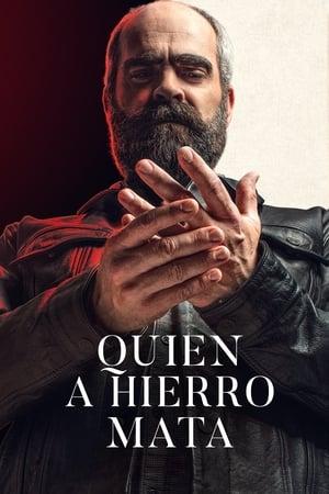 Poster Quem com Ferro Fere HD Online.