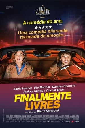 Poster Finalmente Livres HD Online.