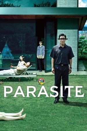 Poster Parasita HD Online.