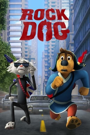 Rock Dog [2016]